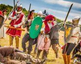 Grupa tileańskich kondotierów w walce