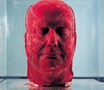 Rzeźba z krwi