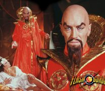 "Imperator Ming z filmu ""Flash Gordon"""